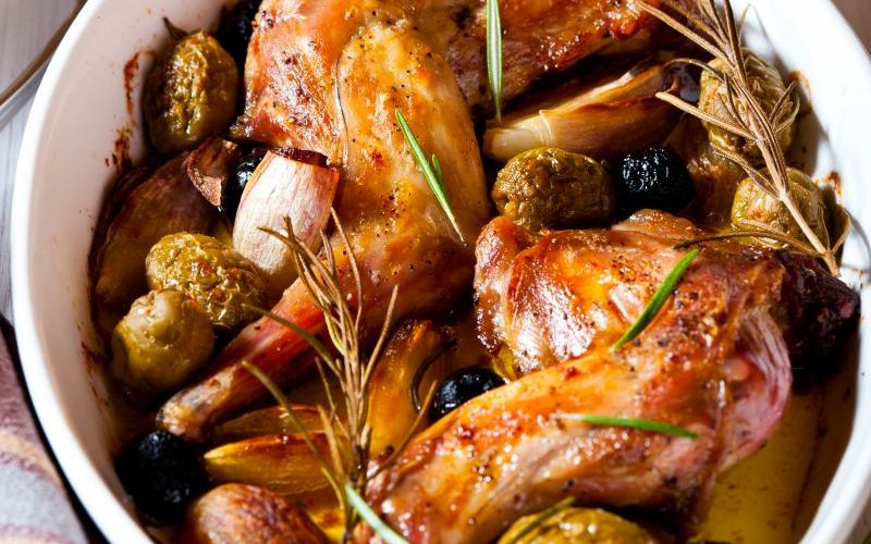 Мясо кролика рецепты приготовления с фото